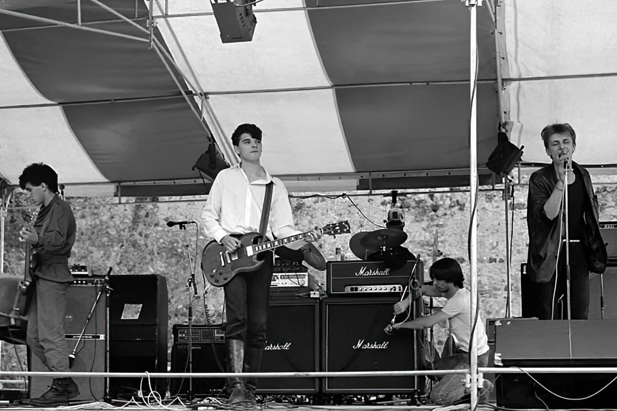 Fizzy Scalps en concert à Niedernai