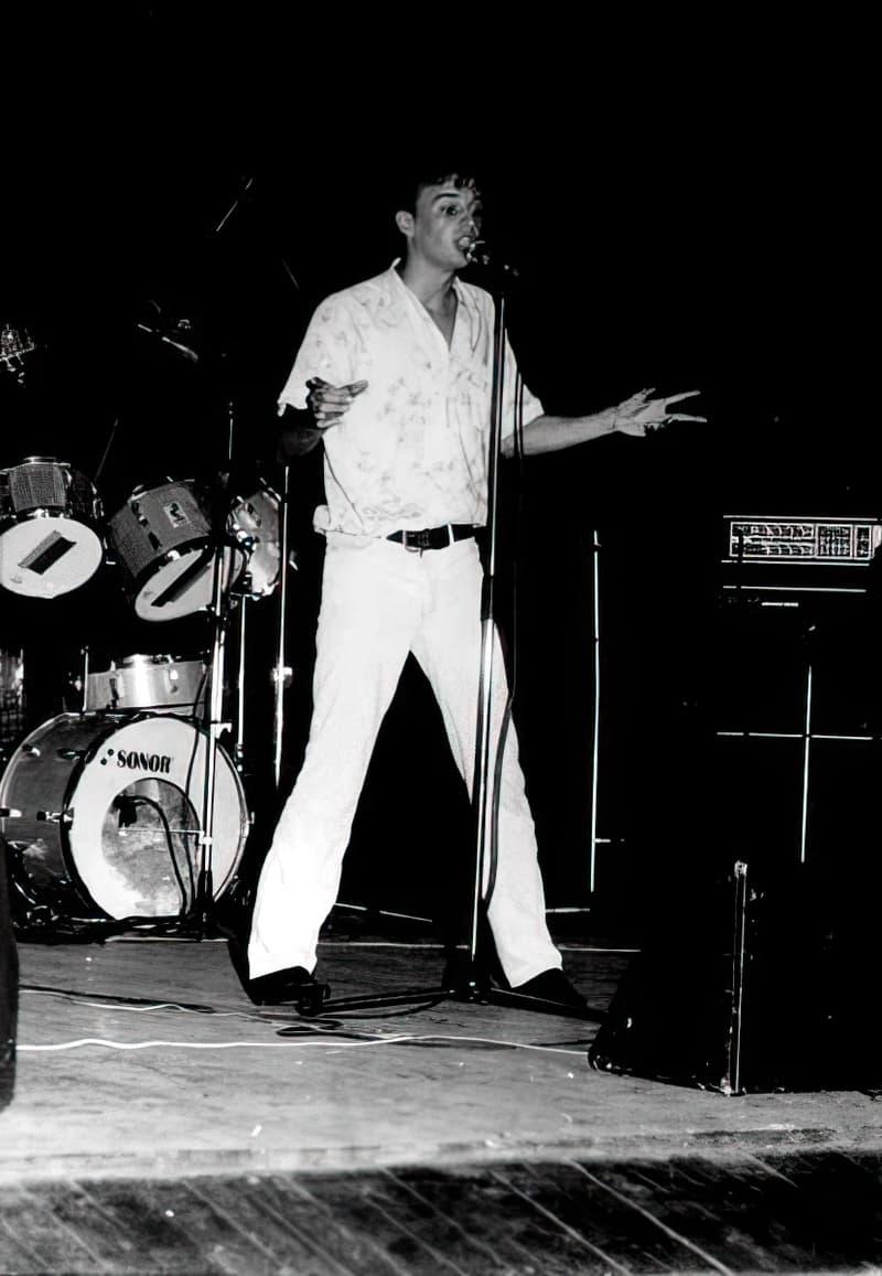 Ness and the Nessies au casino de Biarritz, le 12 août 1982