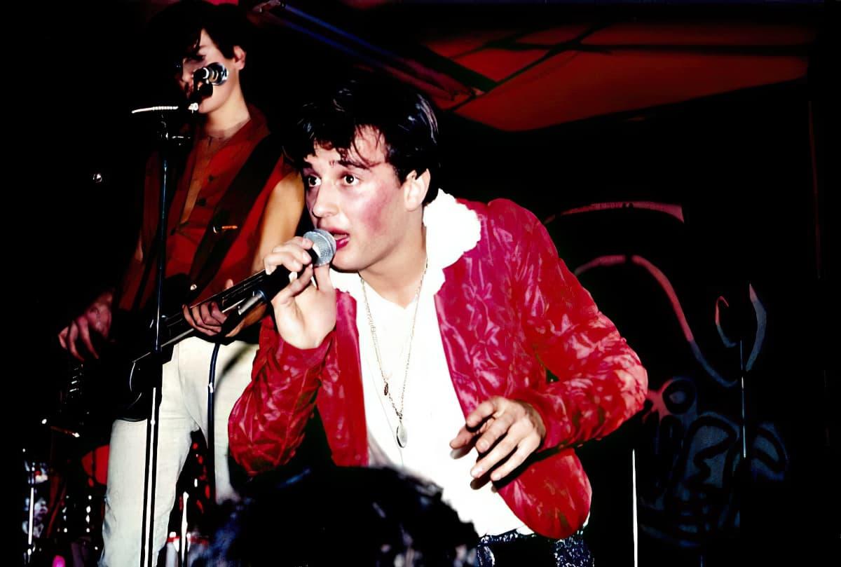 Ness and the Nessies au cercle Bernanos, le 9 janvier 1982 par Pierre Bonomi