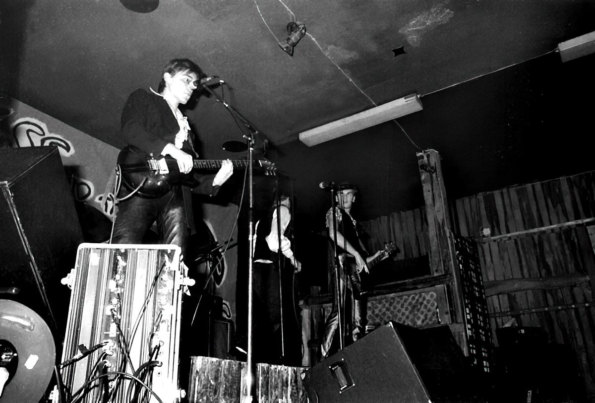 Ness and the Nessies à Kehl, le 21 novembre 1981