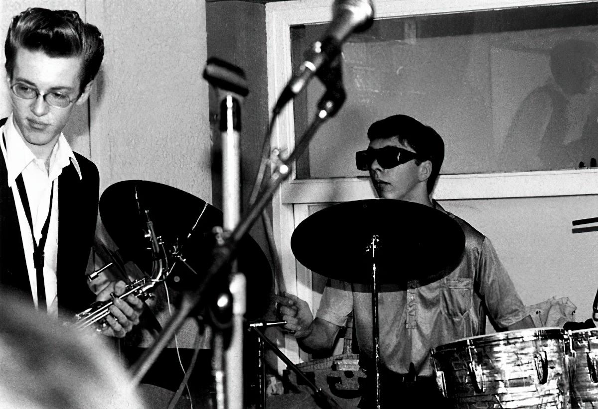 Ness and the Nessies au lycée Vauban, le 26 juin 1981